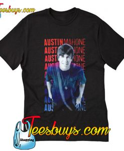 Justice Girls Austin Mahone T-Shirt