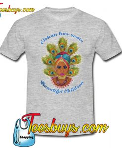 Oshun's has some beautiful children T-Shirt