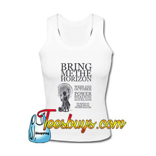 About Bring Me The Horizon Tank Top