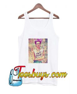 About Frida kahlo daft punk Tank Top