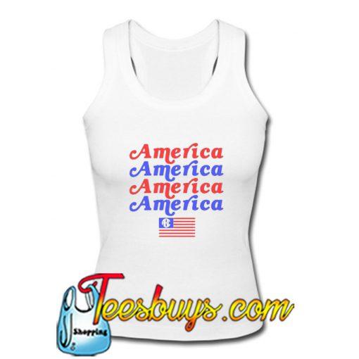 America America Tank Top
