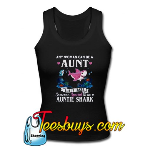 Any woman can be Tank Top