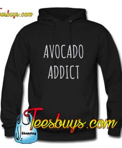 Avocado Addict Hoodie