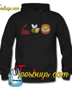 Best Price Hose Bee Lion Hoodie