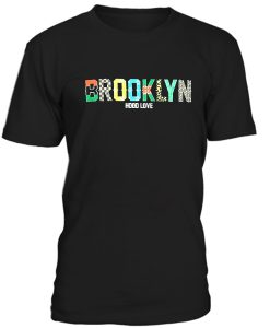 Brooklyn Hood Love Tshirt