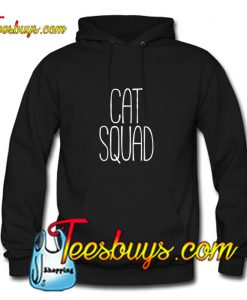 Cat Squad Hoodie