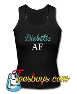 Diabetic AF Tank Top