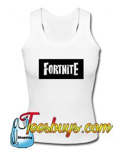 Fortnite Font Tank Top