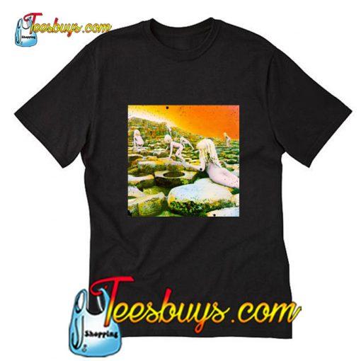Led Zeppelin Houses Of The Holy T-Shirt