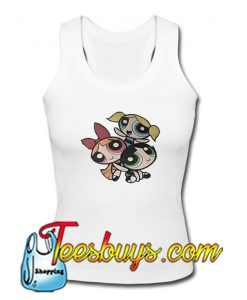 Power Puff Tank Top