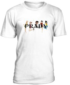 Prada Spice Girls Tshirt