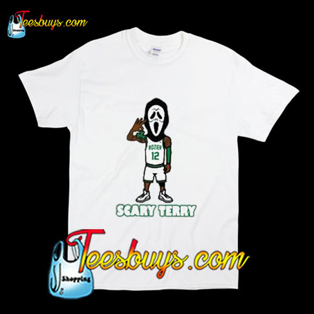 eab09c4f682a Scary Terry Rozier T-Shirt - Website Name