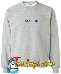 Seaside Font Sweatshirt