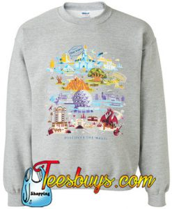 Walt Disney World Pullover Sweatshirt