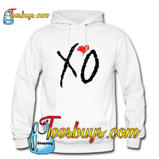 XO weekend logo Hoodie