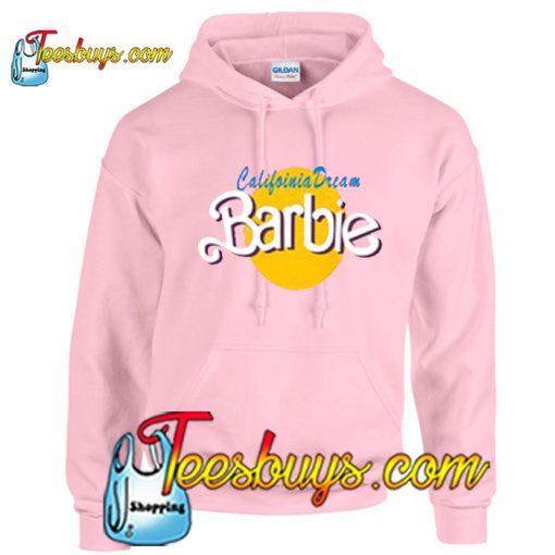 California Dream Barbie Hoodie
