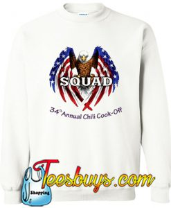 34th Annual Chili Cook Off Sweatshirt