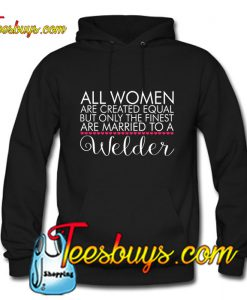 All Women Are Created Equal Hoodie