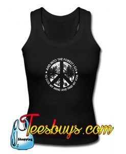And into the forest Tank Top