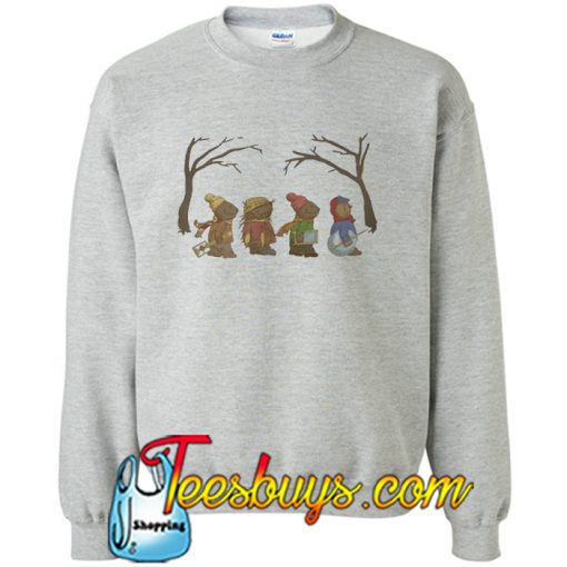 Jug Band Road Emmet Otter Sweatshirt