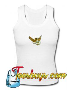 Skylar Gold Angel Print Tank top