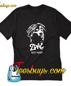 2pac 1971-1996 T-Shirt Pj