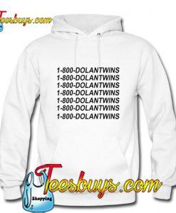 1800 Dolan Twin Hoodie Pj