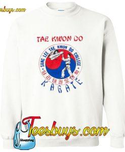 90s KARATE taekwondo Sweatshirt Pj