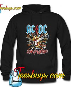 ACDC Blow Up Your Video Hoodie Pj