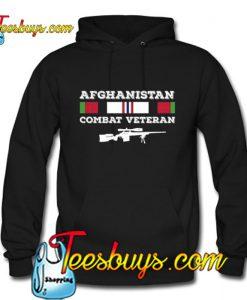 Afghanistan Combat Veteran Hoodie Pj
