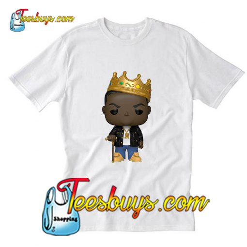 Funko Pop Rocks T-Shirt Pj