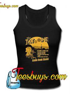 Star Wars Inspired Visit Tatooine Tank Top Pj