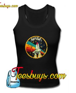 USA Space Agency Vintage Colors V03 Tank Top Pj