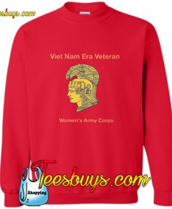 Vietnam era WAC Sweatshirt Trending Pj