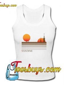 Visit Tatooine Tank Top Pj