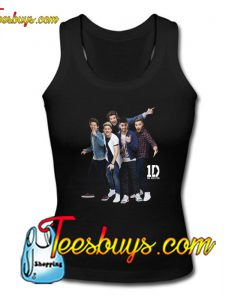 1D One Direction Tank Top Pj