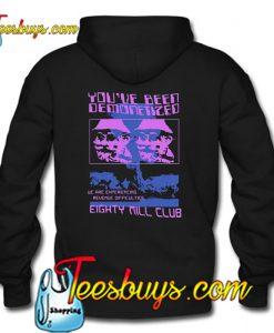 80 Mill Club Hoodie BACK Pj