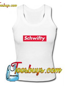 Schwifty Funny Novelty Cartoon Tank Top Pj