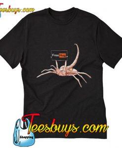 Scorpion Free Hug T Shirt Ez025