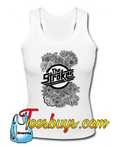 The Strokes Logo Tanktop Ez025