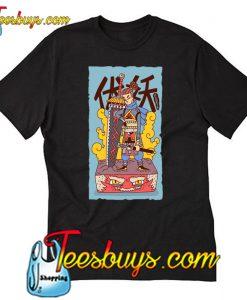 Fire Eye T Shirt-SL