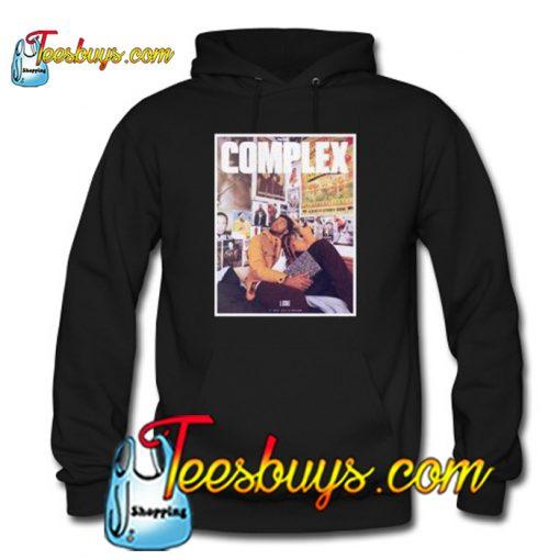 J Cole Complex Hoodie-SL