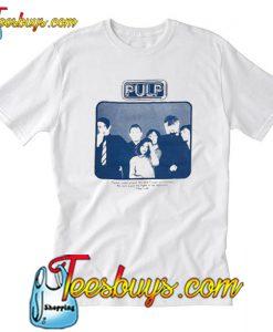 Pulp Different Class T-Shirt-SL