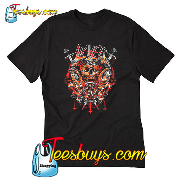 0a05b03c Slayer Summoning T Shirt-SL