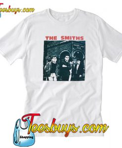 The Smiths The Queen is Dead T-Shirt-SL