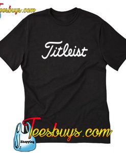 Titleist Golf T Shirt-SL
