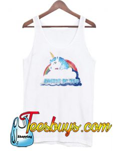 Unicorn Tank Top-SL