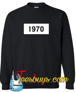 1970 Sweatshirt NT