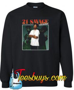 21 Savage Issa Album Sweatshirt NT