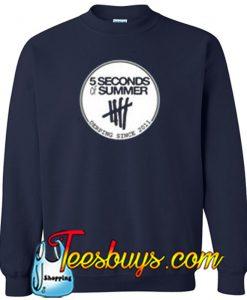 5 second of summers sweatshirt NT